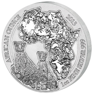 Cheetah 2013 - 1 oz