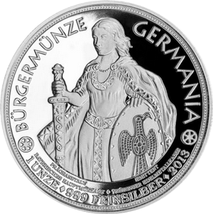 Germania 2013  - 1 oz