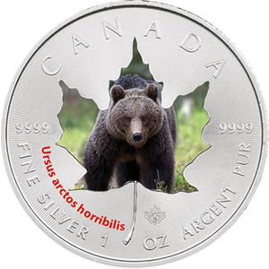 Grizzly  2014 - 1 oz