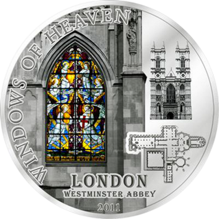 Westminster Abbey 2011 Proof