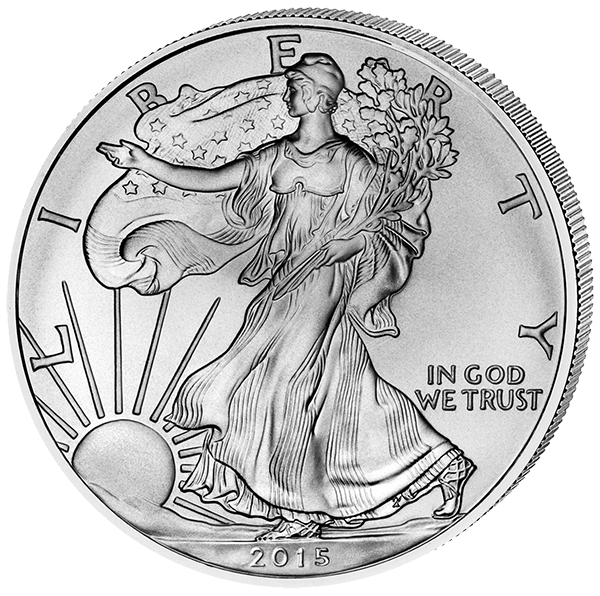 Silvereagle 2015 - USA 1 oz