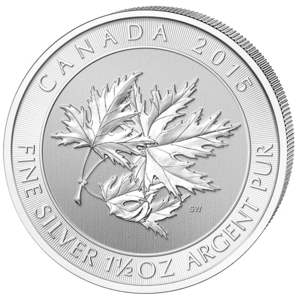 Maple Leaf 2016 - 1,5 oz