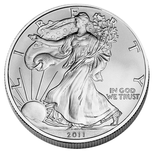 Silvereagle 2011 - USA 1 oz