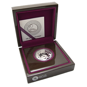 Year of The Snake - Fiji Proof 2013