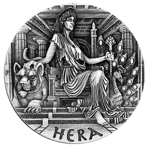 Hera 2 oz - The Goddesses of Olympus 2015