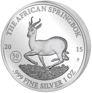 Antilopa 2015 - 1 oz