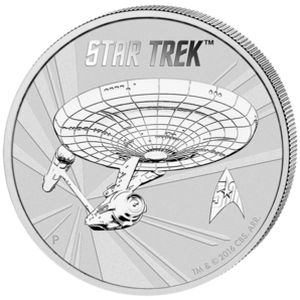 Star Trek 2016 - 1 oz